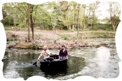 the coracle © elisa rathje 2012 with thanks to james mccabe