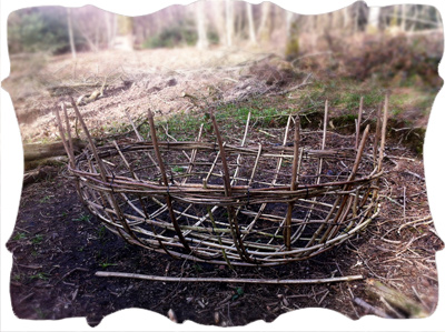 the coracle woven