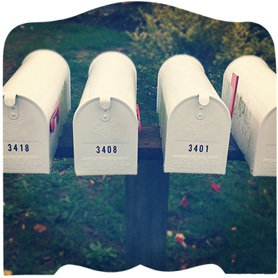 american post boxes