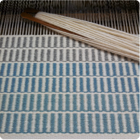 pick and pick rug