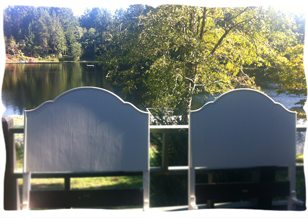 painted headboards